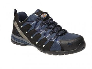 Tiber Safety Navy Trainers UK 6 EUR 39/40
